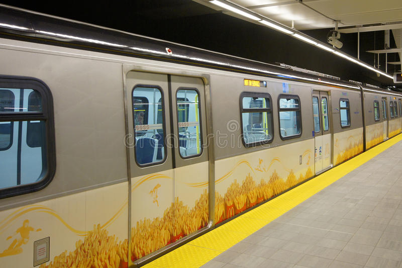 Download Vancouver Transit editorial image. Image of people, subway - 13082105