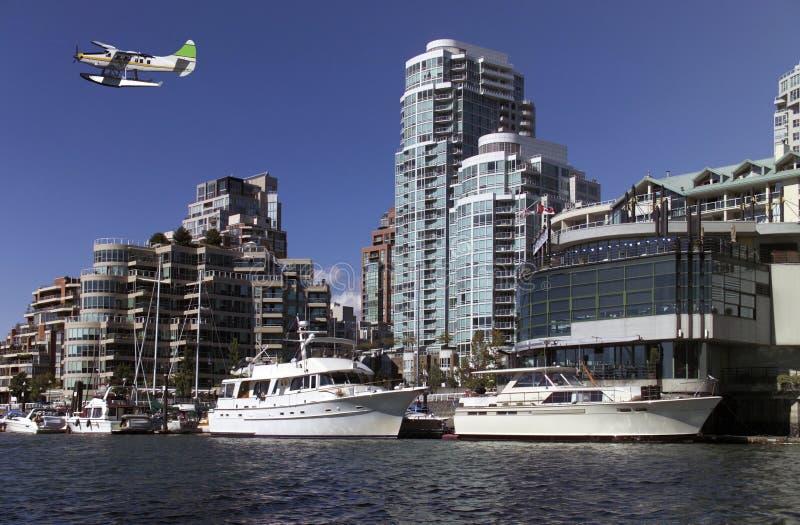 Vancouver - Yaletown - Canadá imagen de archivo