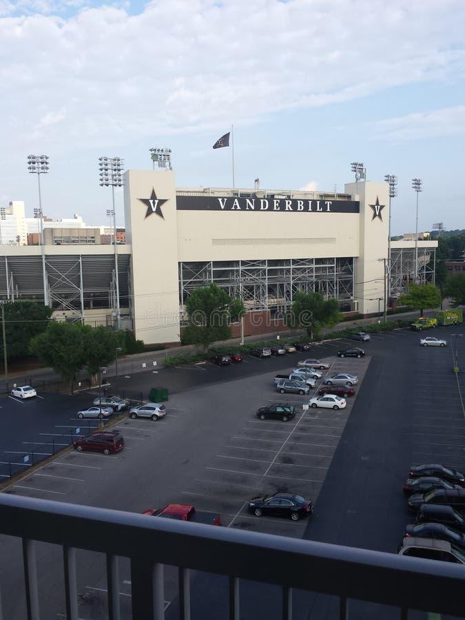 Vanderbilt Stadium royalty-vrije stock foto