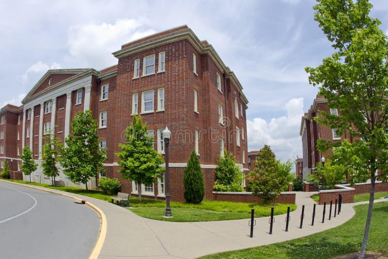 Vanderbilt University. Famous Vanderbilt University campus in Nashville Tennessee royalty free stock images