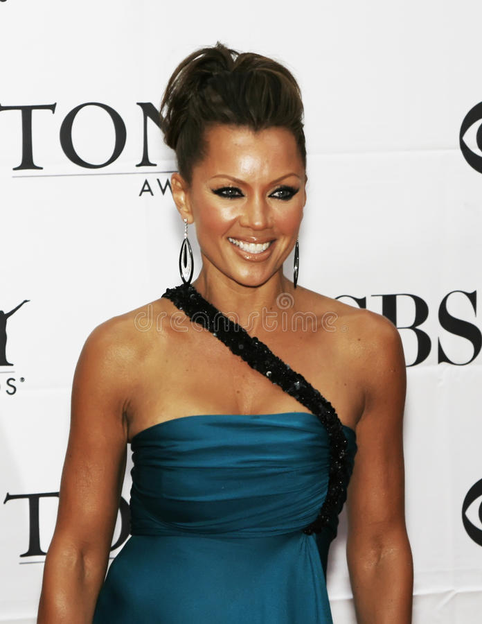 Vanessa Williams image libre de droits