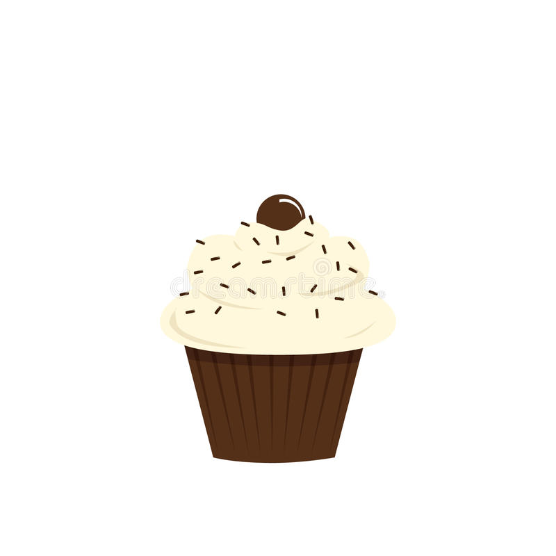 Download Vanilla With Chocolate Sprinkles Stock Photo - Image: 10233070