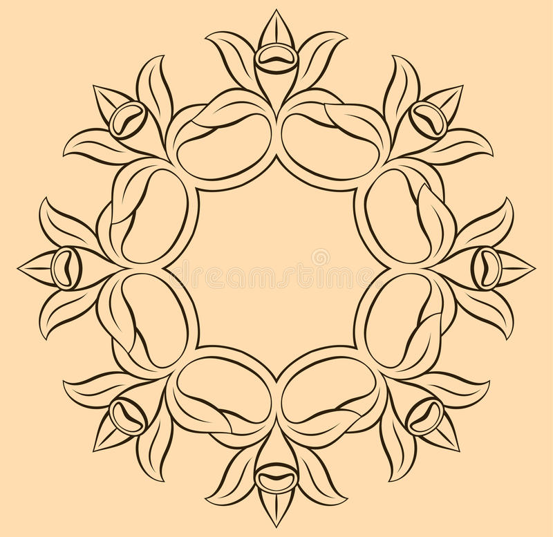 Download Vanilla flower stock vector. Image of abstract, pretty - 18479021