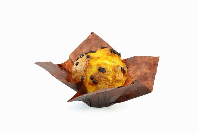 Vanilla muffin stock images