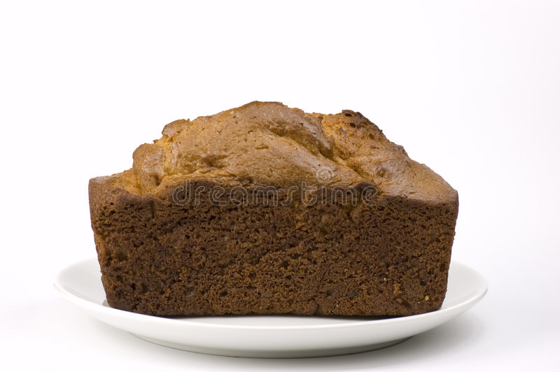 Vanillekuchen stockfoto