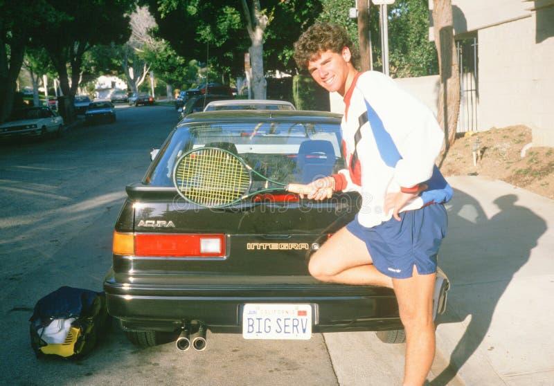 Vanity License Plate - California royalty free stock image