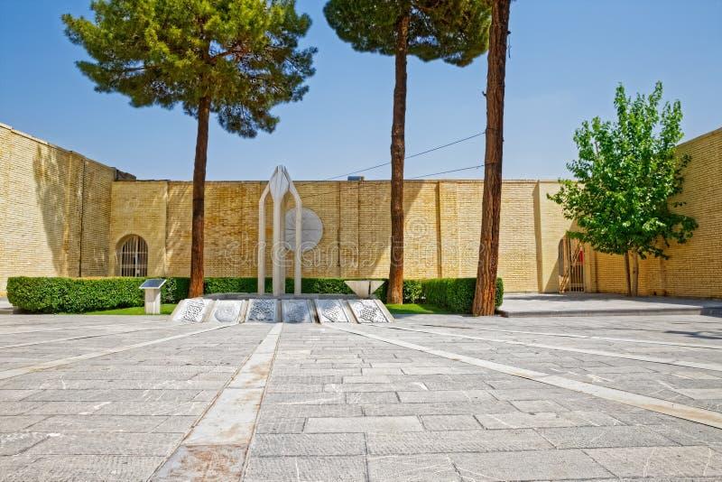 Vank大教堂亚美尼亚种族灭绝纪念品 免版税库存照片