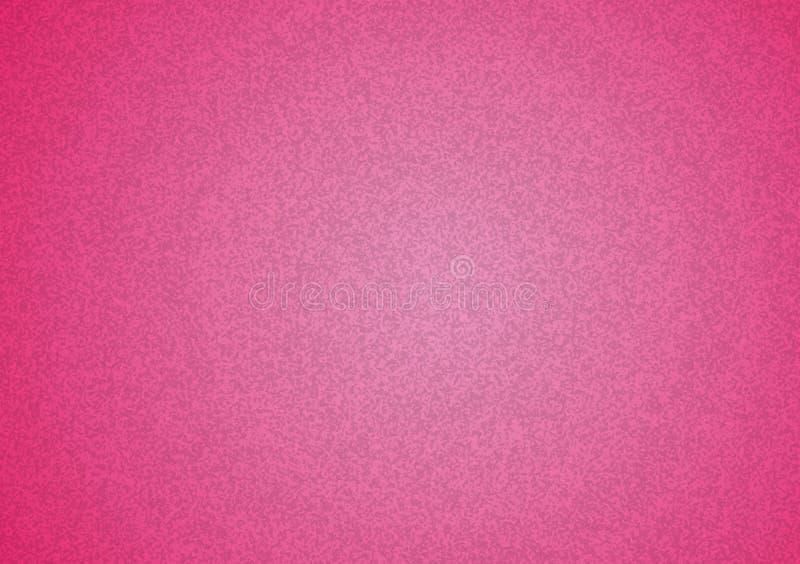 Vanliga rosa färger texturerad bakgrund med lutning arkivbild