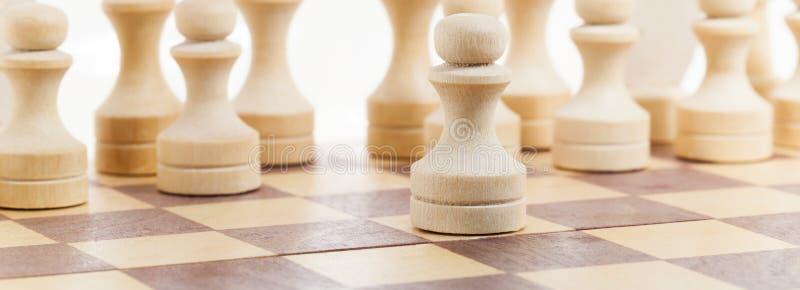 Vanligt schack arkivfoton