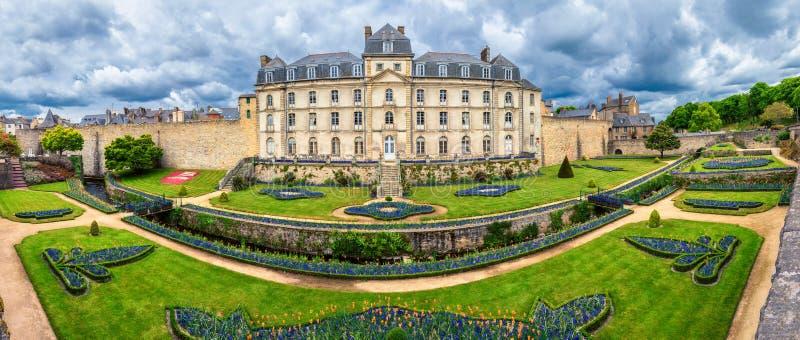 Vannes, une ville médiévale de Brittany Bretagne dans les Frances photos libres de droits