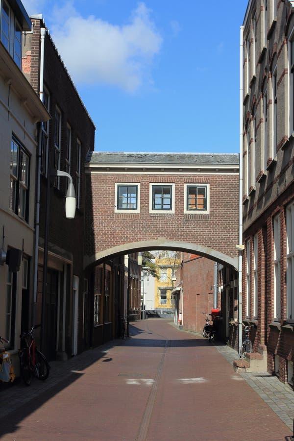 Vanno i Paesi Bassi fotografia stock