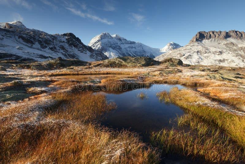 Download Vanoise-Nations-Park In Frankreich Stockbild - Bild: 103879797