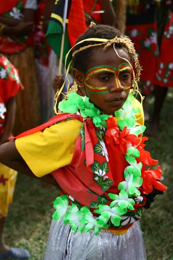 Download Vanuatu tribal villagers editorial stock image. Image of aboriginal - 22592244