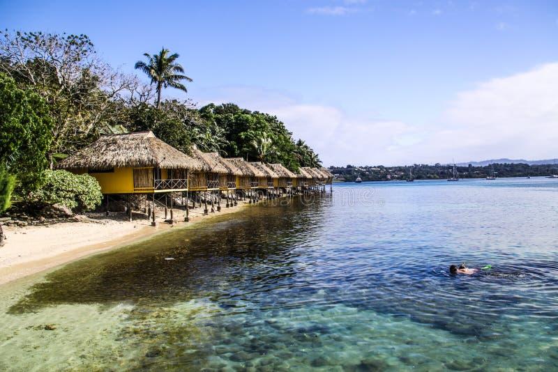 Vanuatu wyspy w Maju 2015 zdjęcie royalty free