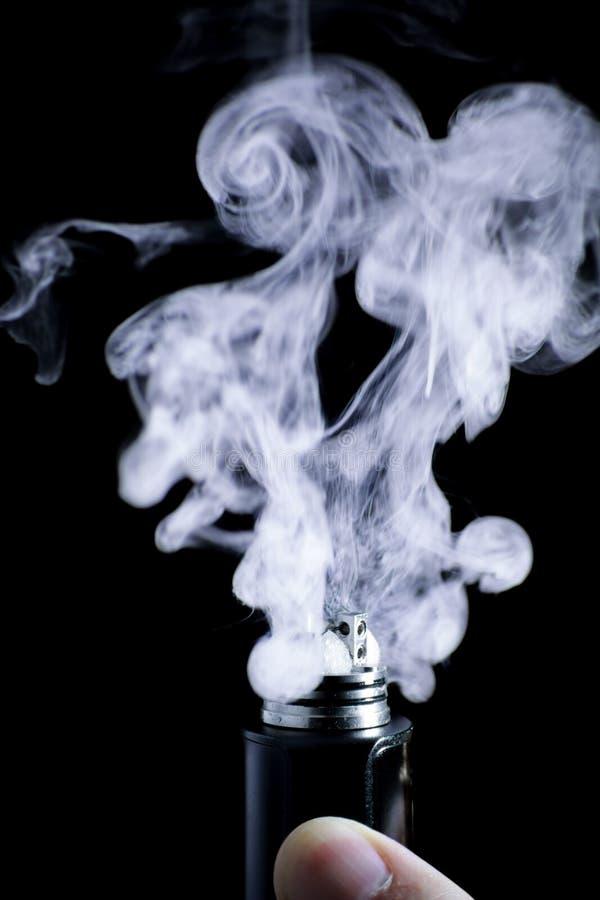 vape del E-cigarrillo fotografía de archivo