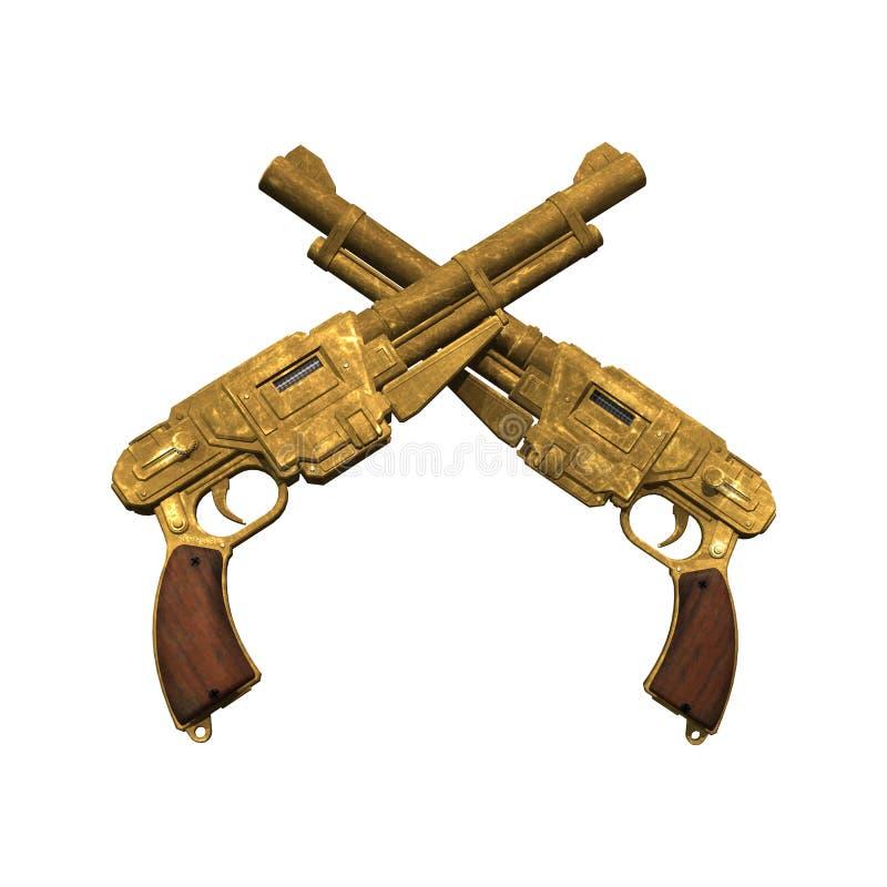 Vapen stock illustrationer