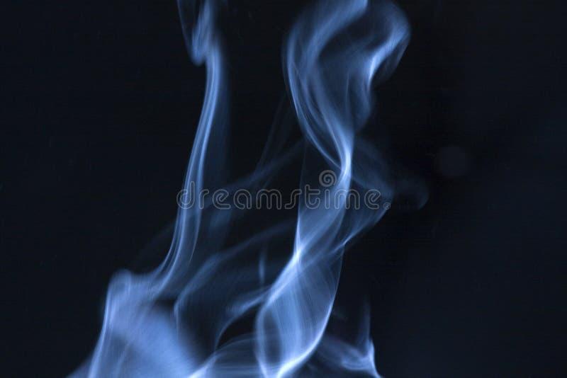 Vapor azul C imagem de stock royalty free