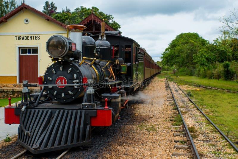 Vapor-tren imagenes de archivo
