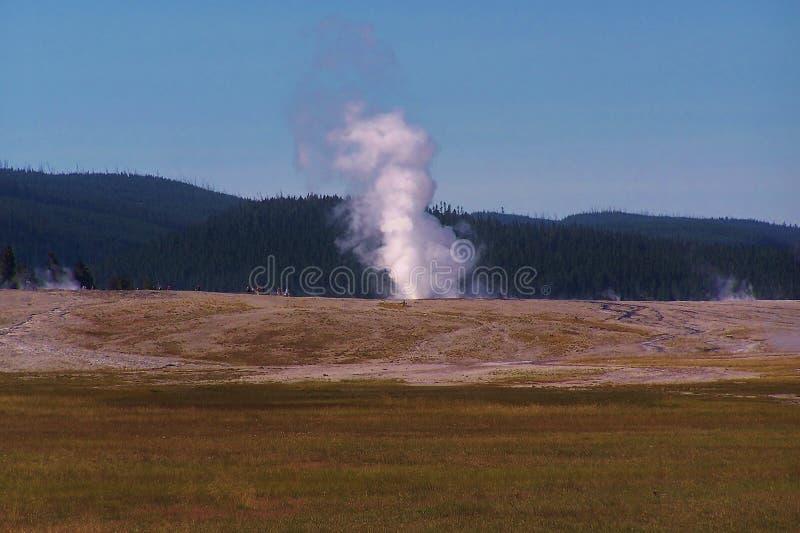 Download Vapor y niebla imagen de archivo. Imagen de géiser, marrón - 44857157