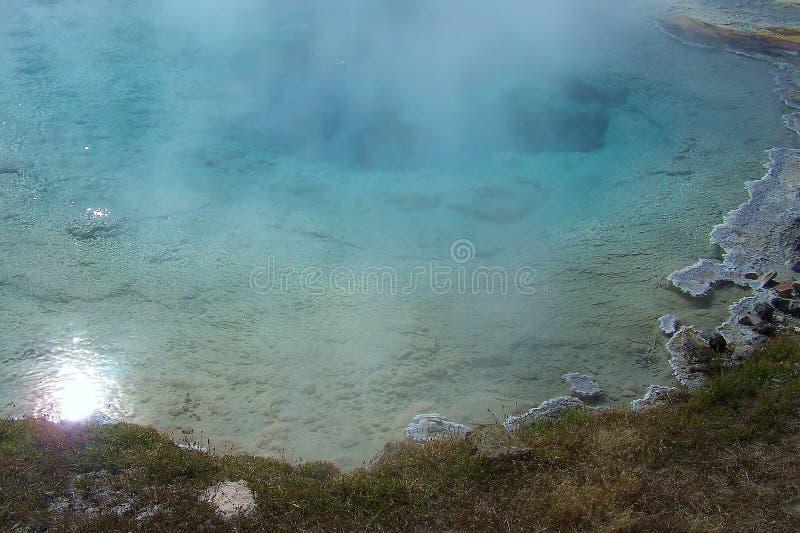 Download Vapor Y Niebla Del Poond Del Azufre Foto de archivo - Imagen de aire, árboles: 44857178