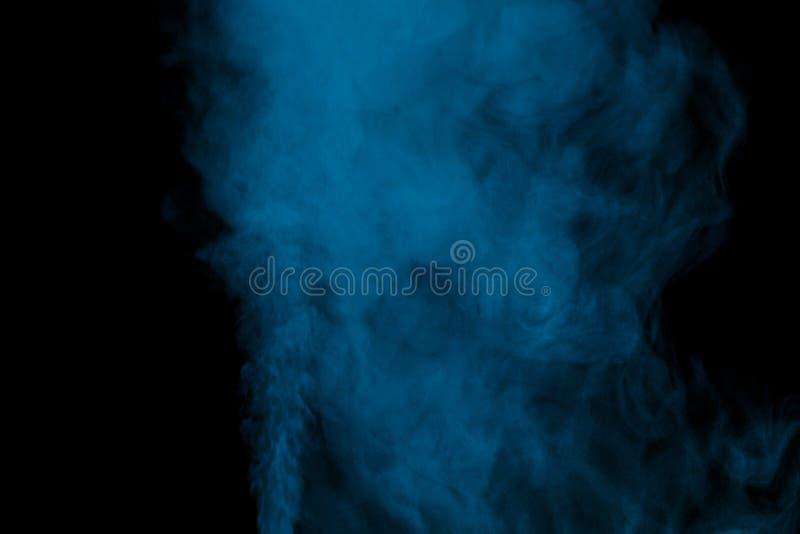 Vapore acqueo dell'acquamarina fotografia stock libera da diritti