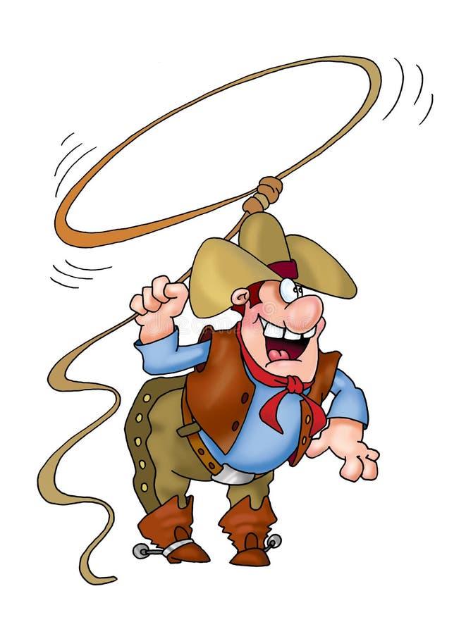 Vaquero libre illustration