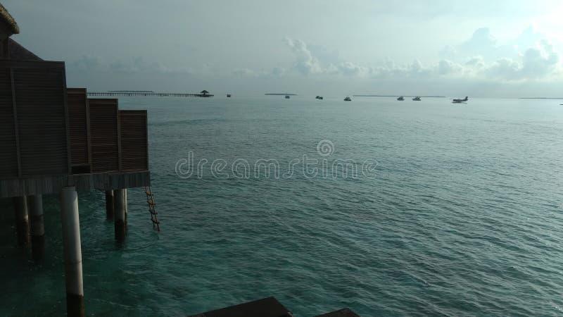 Varón, Maldivas fotografía de archivo