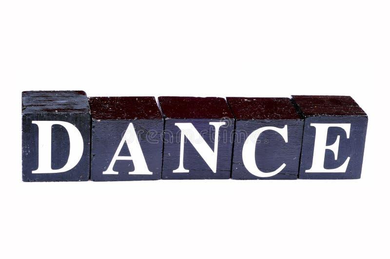 var dansen som passas till arkivbild