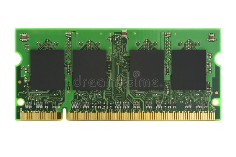 Vara do RAM no branco fotos de stock