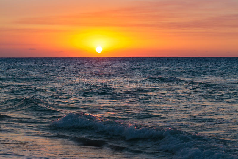 Varadero beach royalty free stock image