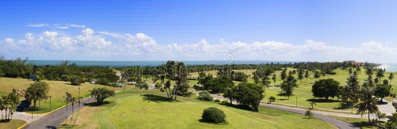 Varadero, Cuba, August 2017 : Varadero Golf Club. Varadero, Cuba, Varadero Golf Club stock photo