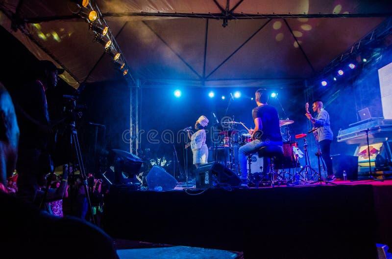 Varadero Josone Jazz & Zoonsfestival 10 stock afbeeldingen