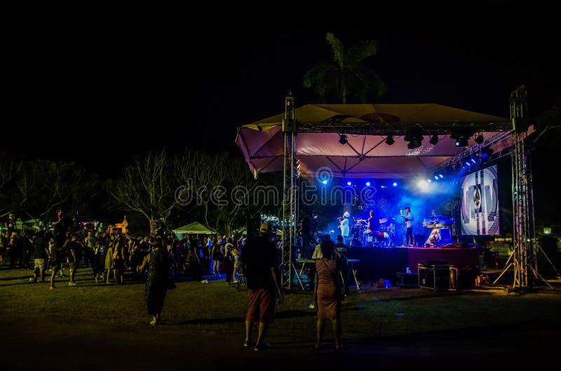 Varadero Josone Jazz & Zoonsfestival 10 royalty-vrije stock fotografie