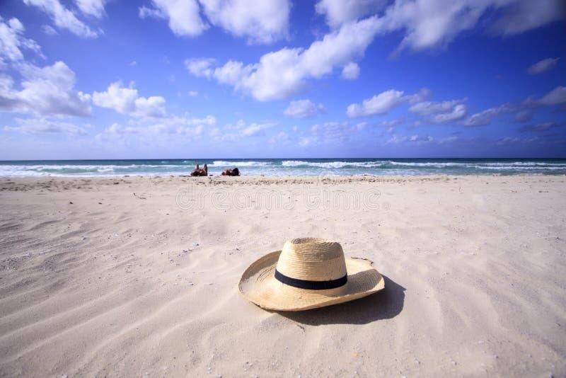 Varadero-Ozean Exotischer Strand von Varadero stockfotos