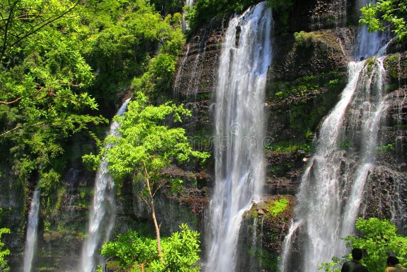 varal vattenfall för chorrosdel royaltyfria foton