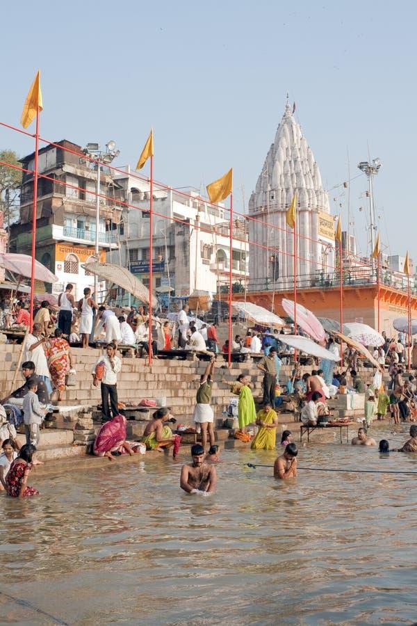 Varanasi photo libre de droits