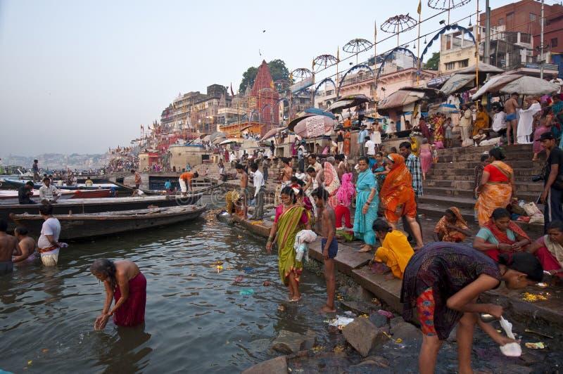 Varanasi zdjęcie royalty free
