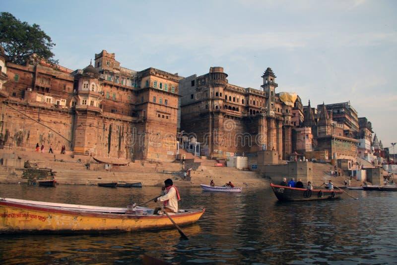 Varanasi 2 lizenzfreie stockfotos