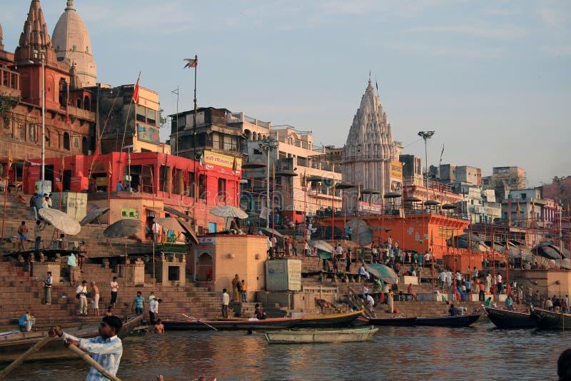 Varanasi 4 stockfoto