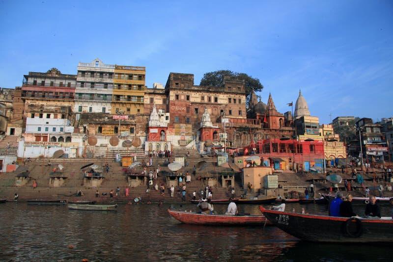 Varanasi 5 stockbilder
