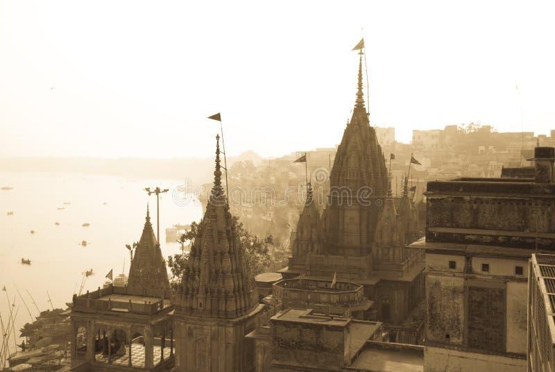Varanasi, India stock photography