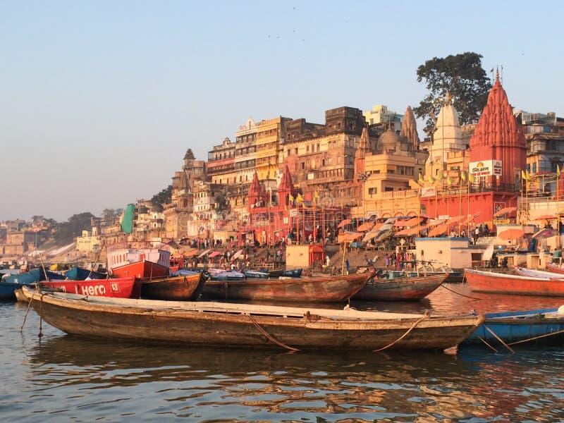 Varanasi India stock photo
