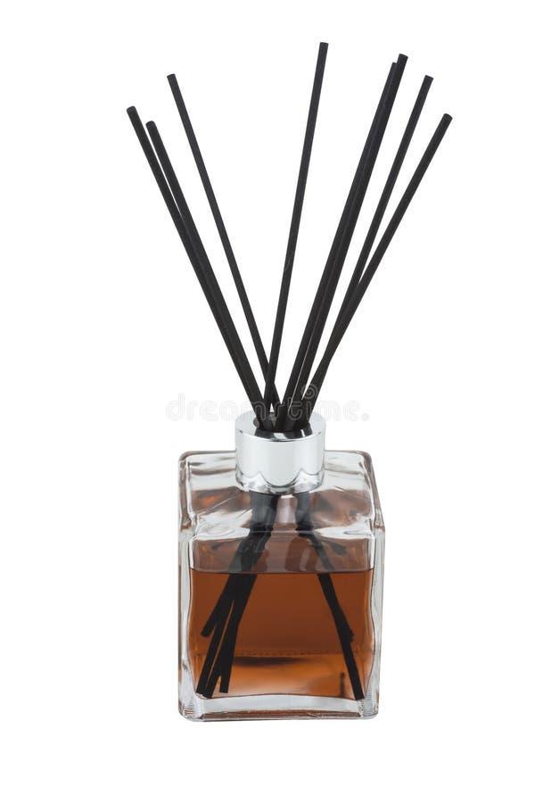 Varas arom?ticas isoladas no fundo branco imagem de stock royalty free