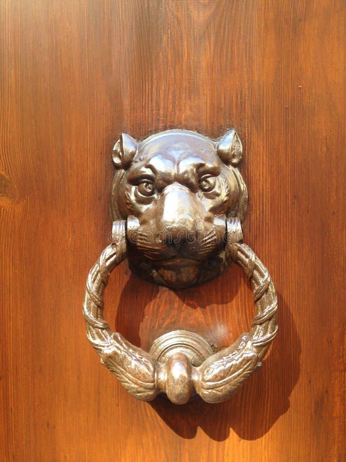 Varelser på dörren 3 royaltyfri bild