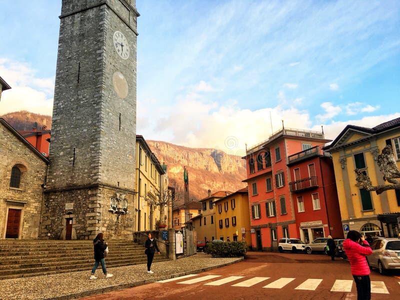 Varenna, Italy imagem de stock royalty free