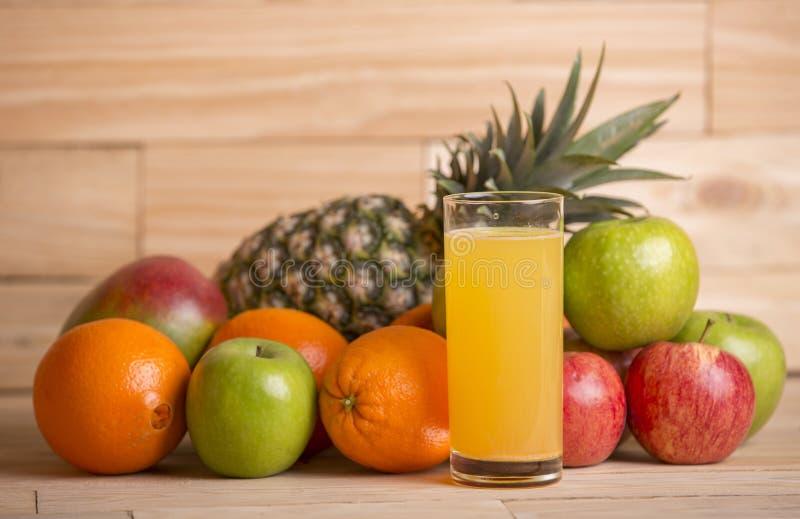 Variété de fruits photographie stock