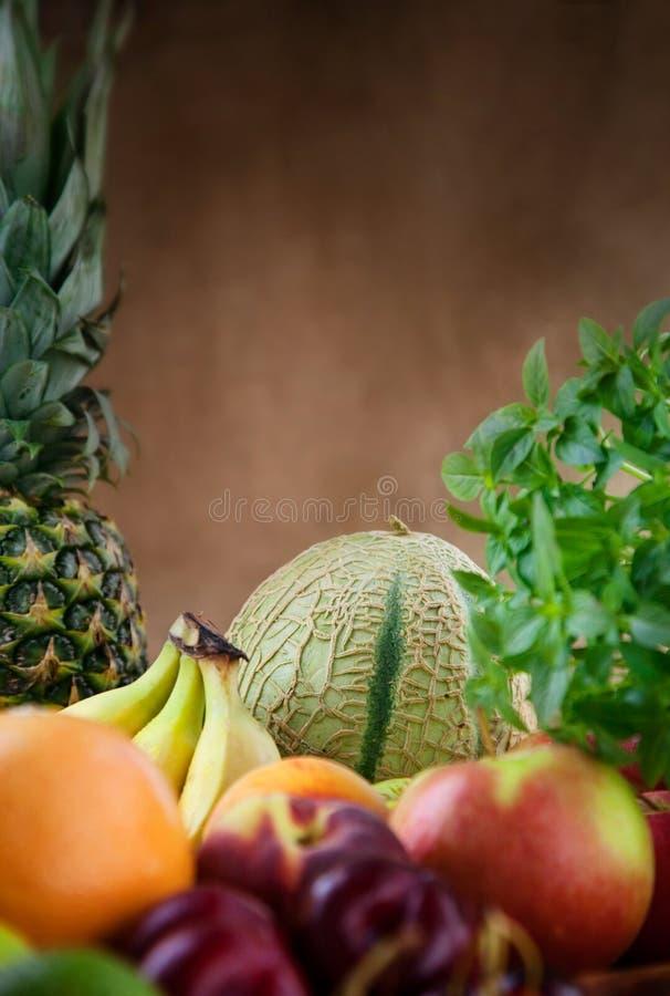 Variété de fruits photo stock