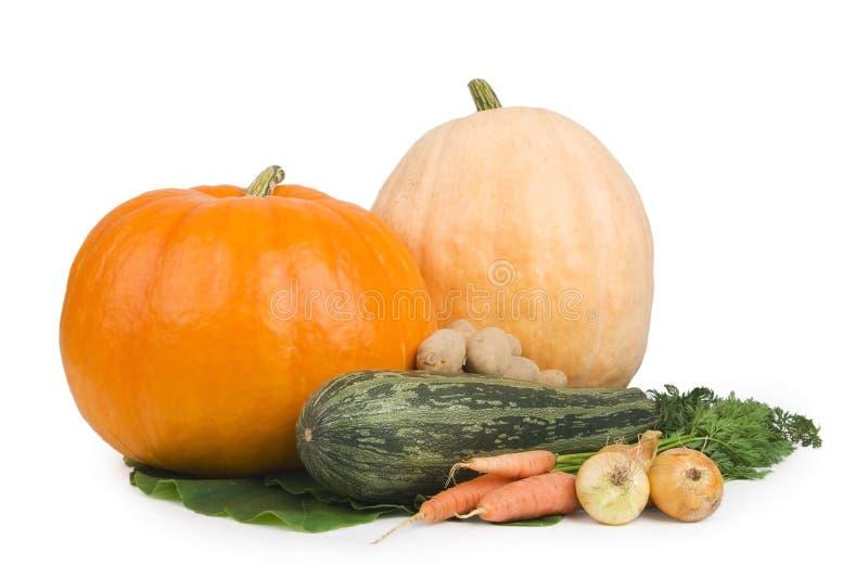 Variété de légumes. images stock