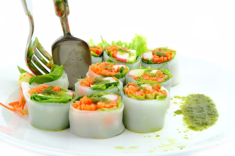 Variété de nouilles de légumes de nourriture biologique. photo libre de droits