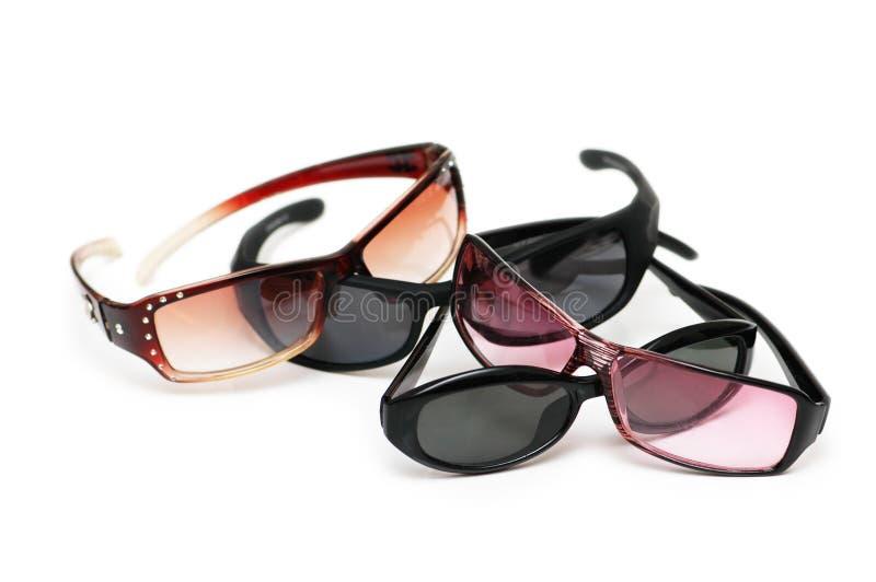 Vari occhiali da sole immagine stock libera da diritti